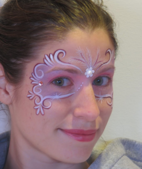 Photo by Expressions! face painting
