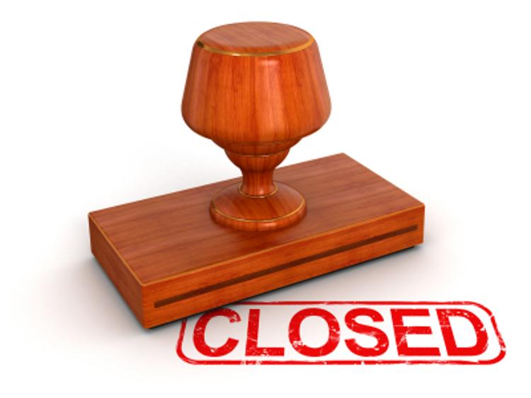 Closed-750
